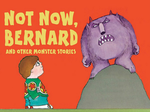 Not Now Bernard [72707]
