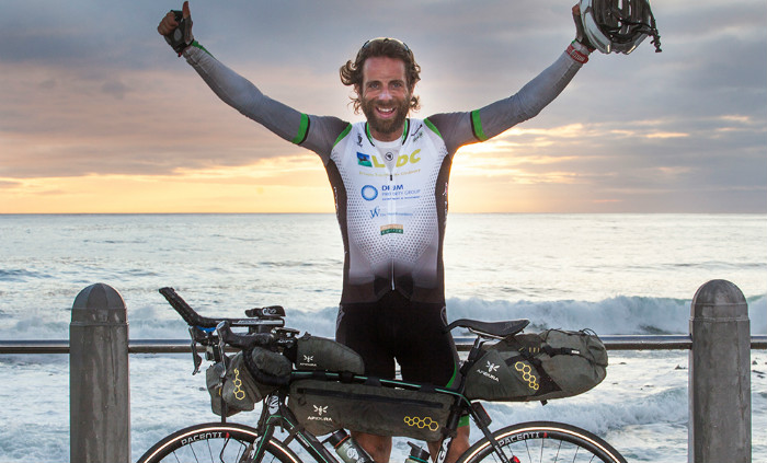 mark beaumont africa solo