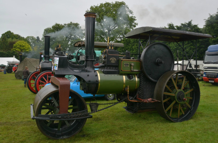 steam and country fair 5 june