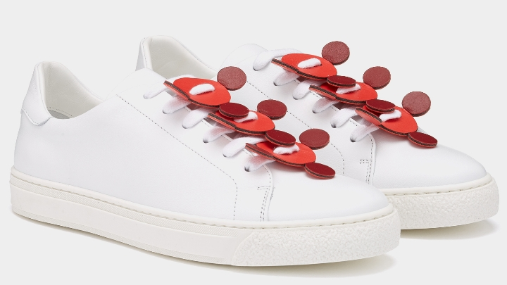 tennis-shoe-white-with-red