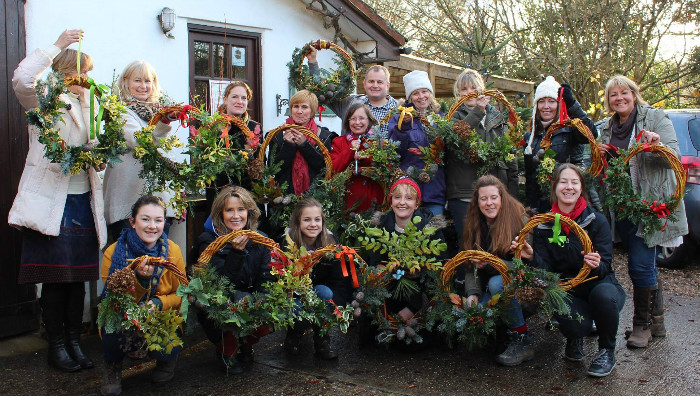 helen-reeeley-wreath-making