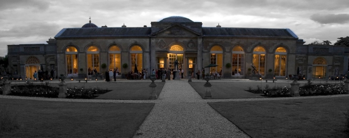 Woburn Abbey Sculpture Gallery