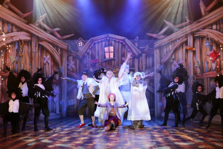 The Snow Queen Hertford Theatre