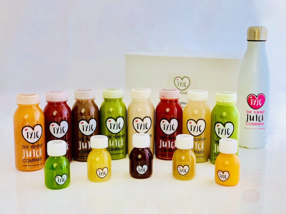 Yummy Juice company juice cleanse