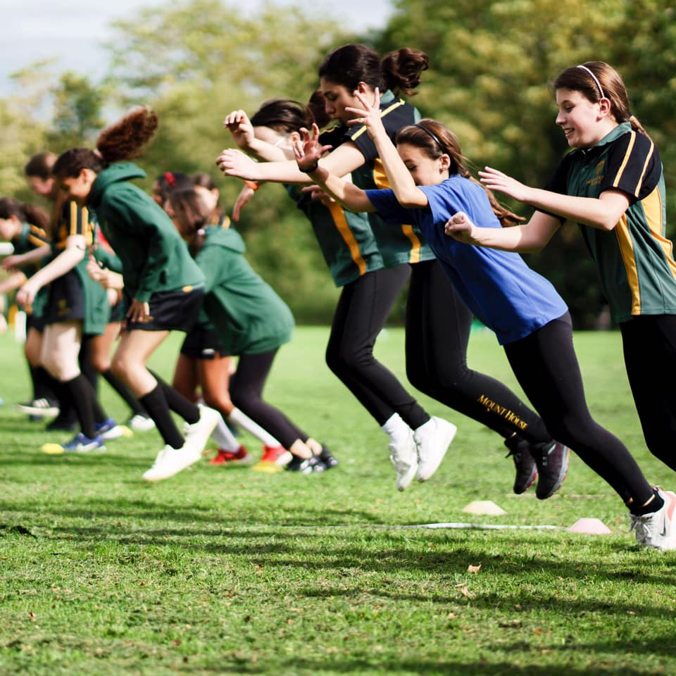 sports at mount house