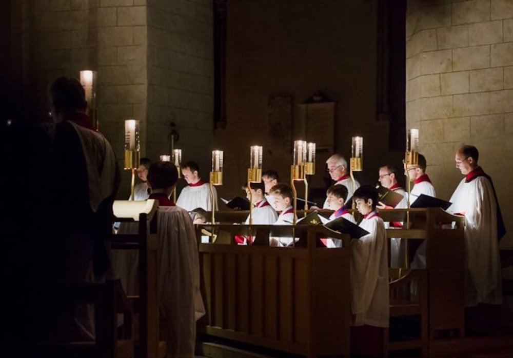 Advent Carol Service, St Albans Cathedral