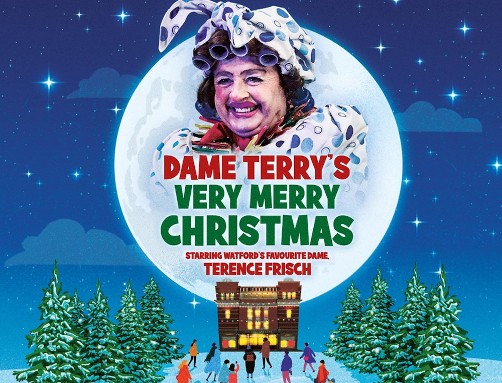 Dame Terry's Very Merry Christmas
