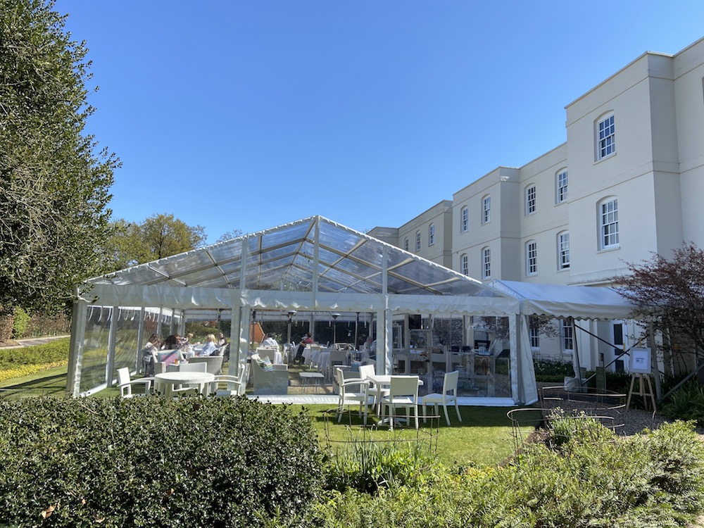 Sopwell House marquee